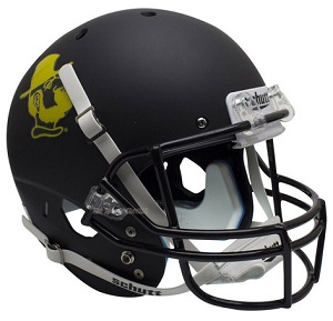 Appalachian State Black Yosef XP Helmet