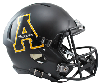 Appalachian State Mountaineers Replica Speed Helmet
