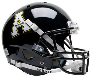 Appalachian State Football Helmet