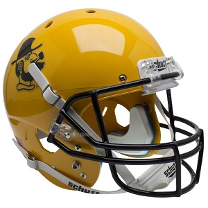 Appalachian State Yellow Yosef XP Helmet