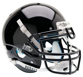Army Black Knights Authentic Alternate Black XP Football Helmet