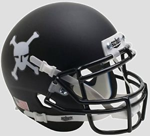 Army Black Knights Skull and Crossbones XP Football Helmet