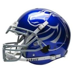 Boise State Broncos Authentic XP Football Helmet