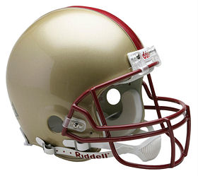 Boston College Eagles Full Size Authentic Football Helmet by Riddell