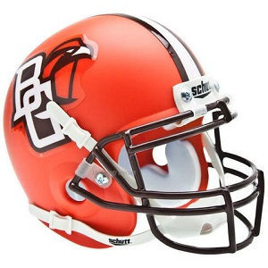 Bowling Green Falcons Authentic Football Helmet