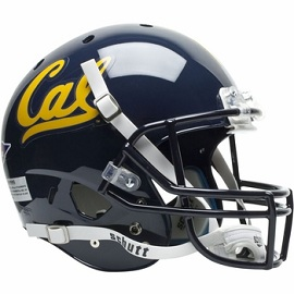 University of California Replica XP Football Helmet