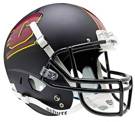 Central Michigan XP Football Helmet