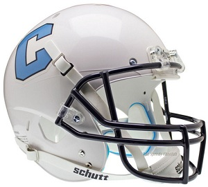 Citadel Bulldogs Replica XP Football Helmet