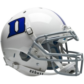 Duke Blue Devils Authentic XP Football Helmet