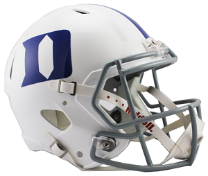 Duke Blue Devils Replica Speed Helmet