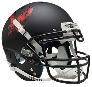 Eastern Washington Authentic XP Football Helmet