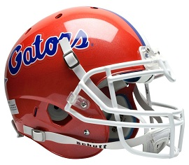 University of Florida Authentic XP Football Helmet by Schutt
