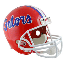 University of Florida Gators Replica Football Helmet by Riddell