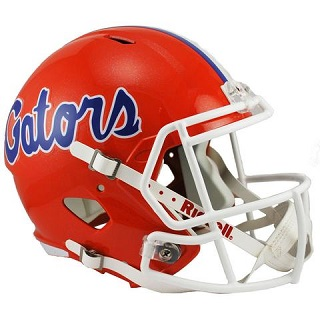 University of Florida Gators Replica Speed Helmet