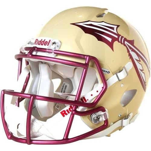 Florida State Seminoles Authentic Revolution Speed Football Helmet