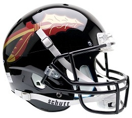Replica Florida State White XP Helmet