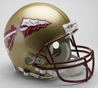 Florida State Seminoles Authentic Riddell VSR4 Football Helmet