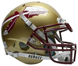 Authentic Florida State XP Helmet by Schutt
