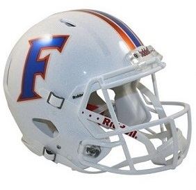 University of Florida Gators Replica White Speed Helmet