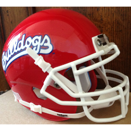 Replica Fresno State Throwback XP Helmet by Schutt