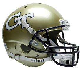 Replica Georgia Tech XP Helmet by Schutt