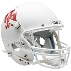 Replica Houston Cougars White XP Helmet