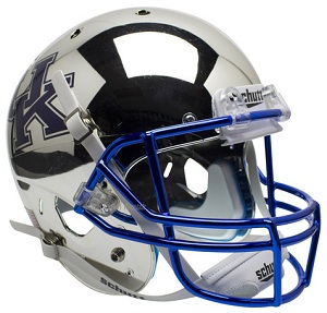 Replica University of Kentucky Wildcats Chrome XP Helmet
