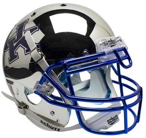 Authentic University of Kentucky Wildcats Chrome XP Helmet