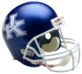 University of Kentucky Replica Football Helmet by Riddell