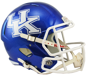 University of Kentucky Wildcats Replica Speed Helmet