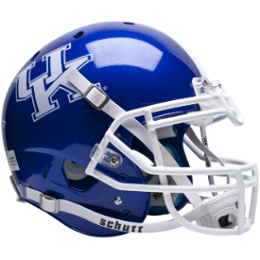University of Kentucky XP Football Helmet
