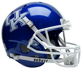 University of Kentucky Wildcats Replica XP Football Helmet