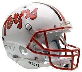University of Maryland Replica XP Helmet
