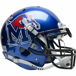 University of Memphis XP Football Helmet