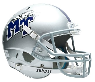 Middle Tennessee State Replica XP Helmet by Schutt