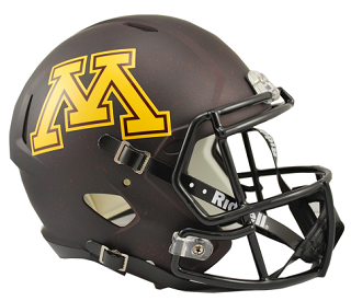 University of Minnesota Replica Speed Helmet