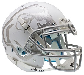Mississippi State White Bulldog XP Football Helmet