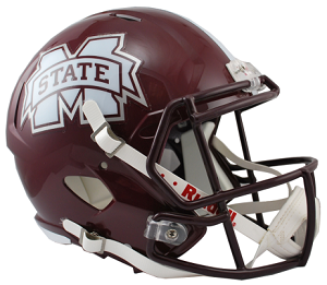 Mississippi State Replica Speed Helmet