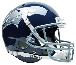 University of Nevada Replica Football Helmet