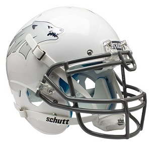 University of Nevada Alt. White Football Helmet