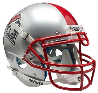 New Mexico XP Football Helmet