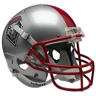 New Mexico Lobos Full Size Replica XP Football Helmet