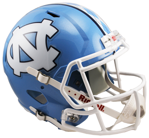 University of North Carolina Replica Speed Helmet