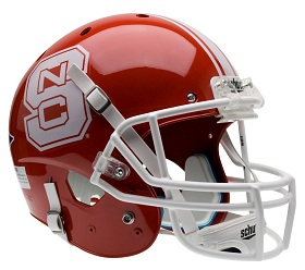 North Carolina State Wolfpack Replica XP Football Helmet by Schutt