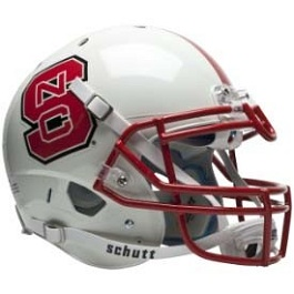 North Carolina State Wolfpack Authentic XP Football Helmet by Schutt
