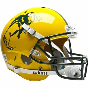 North Dakota State Replica XP Helmet by Schutt