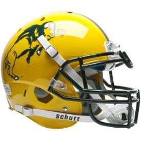 North Dakota State XP Football Helmet