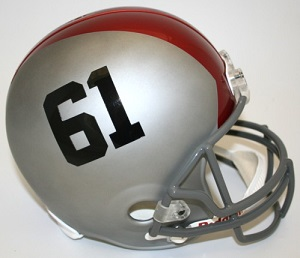 Ohio State Replica Combat Football Helmet