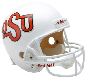 Oklahoma State Replica 1984-1992 Throwback Helmet