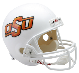 Oklahoma State Cowboys Full Size Replica Football Helmet by Riddell